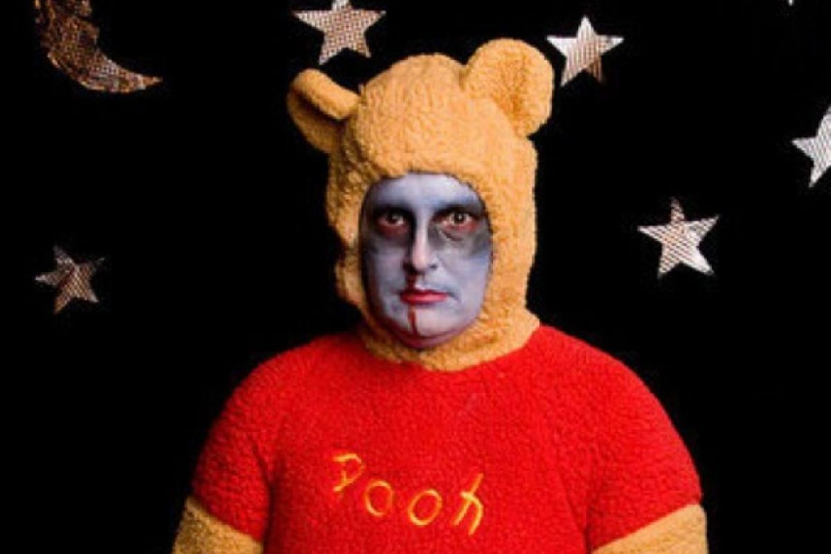Las autoridades identificaron al asesino como Winnie Pooh Foto:Tumblr.com/tagged-winnie-pooh-traje
