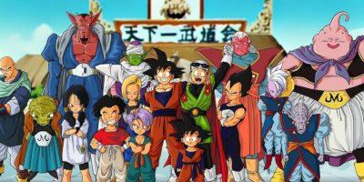 Dragon Ball Z y otras series de anime eran satánicas. Foto:Toei