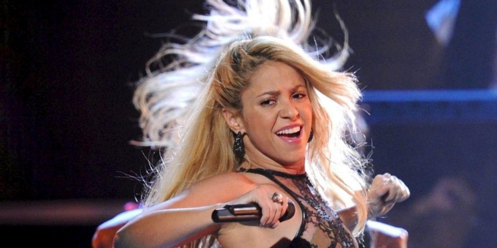 "Shakira era ""satánica"" e hizo ""pacto con el diablo"" para tener éxito. Foto:Getty Images"
