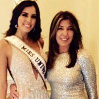 """En entrevista con """"El Tiempo"""", afirmó que Paulina tenía una """"belleza completa"""" y que su cuerpo y su carisma le dieron la corona Foto:Nina García/Twitter"""