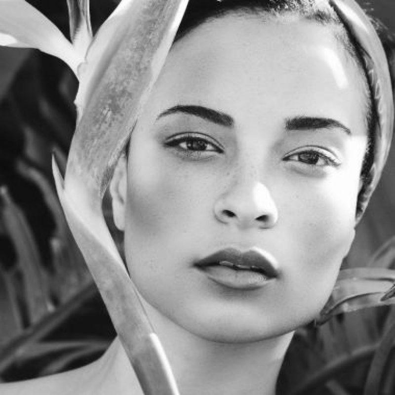 """Ella es """"Miss Jamaica"""", impactó por su personalidad y pelo corto. Foto:Kaci Fennell/Facebook"""