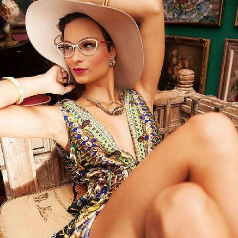 """La misma Nina García, jurado de Miss Universo, era tu fan. Dijo que tú tuviste """"el coraje para mostrar que con pelo corto se puede ser bello. Tenía porte, elegancia y desenvoltura"""". Foto:Facebook/Kaci Fennell."""