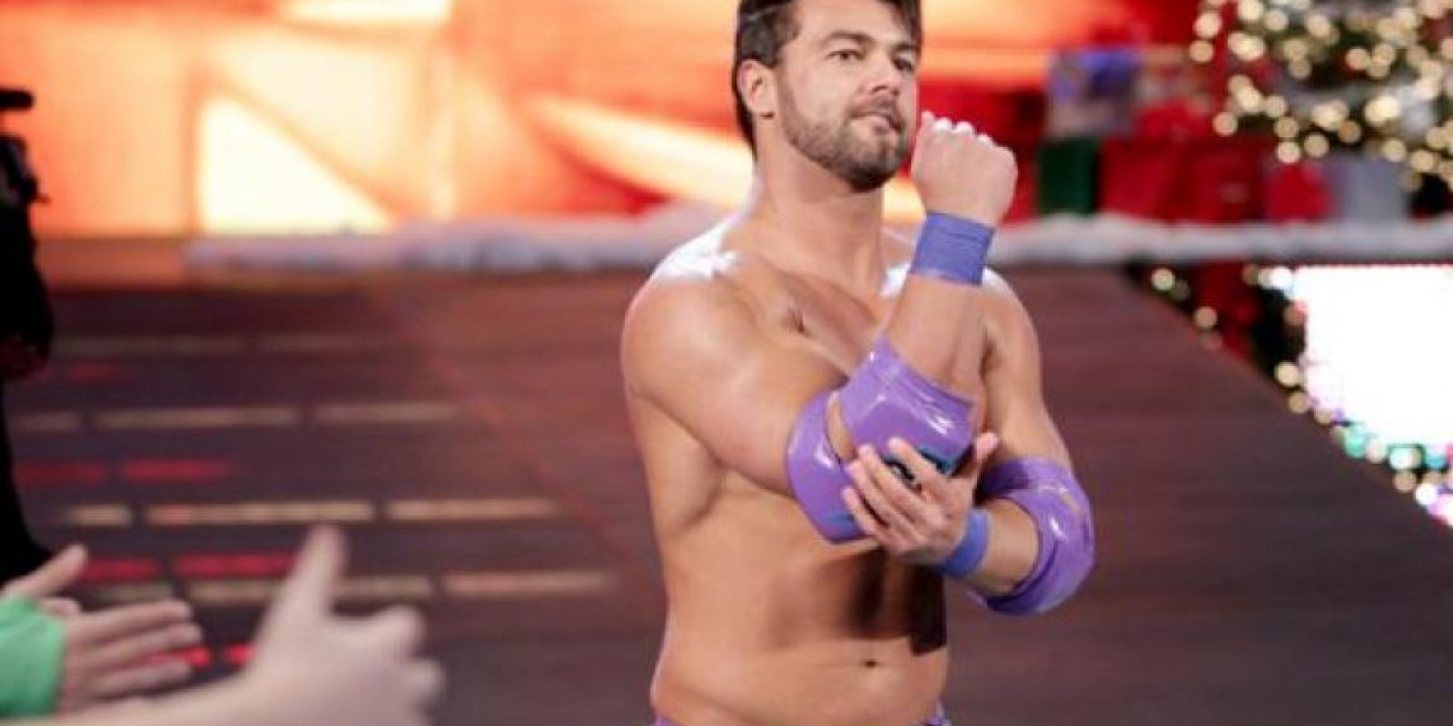 Estaba programado para aparecer en Royal Rumble Foto:WWE