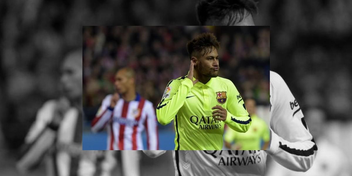 Así fueron todos los goles del juego Atlético vs Barcelona