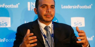 Príncipe Ali bin Al-Hussein – Jordania Foto:Getty Images