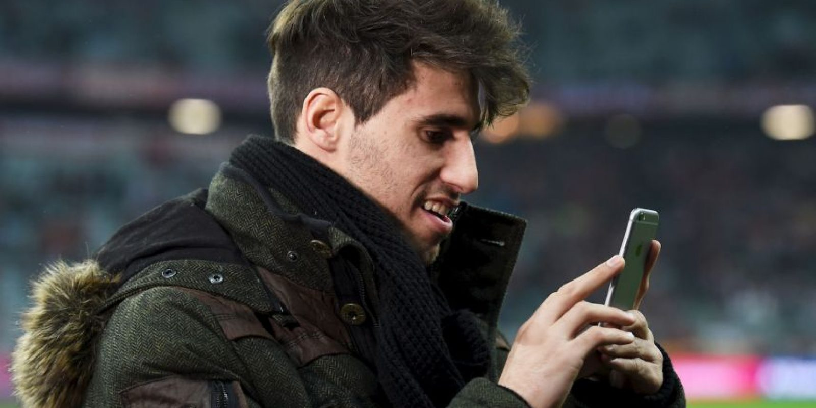 El futbolista español del Bayer Munich, Javi Martínez Foto:Getty Images