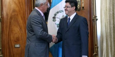 Omar Franco, cuarto jefe de la SAT durante gobierno de Otto Pérez
