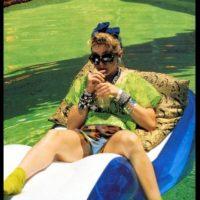 Así eran los días de descanso de Madonna Foto:Madonna.com