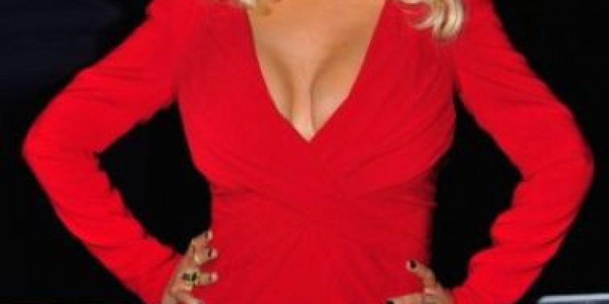 FOTOS: Christina Aguilera, una de las sexis estrellas del All-Star Game NBA