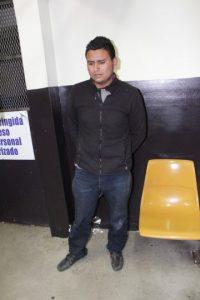 Tujab Sil fue detenido. Foto:PNC