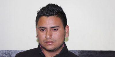 Edgar Eliseo Tujab Sil Foto:PNC