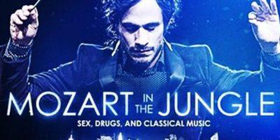 """El miércoles 4 de febrero llega a la pantalla de FOX Life """"Mozart in the jungle"""" Foto:Fox Life"""