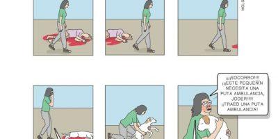 FOTOS: 5 cómics WTF que deberían leer justo ahora