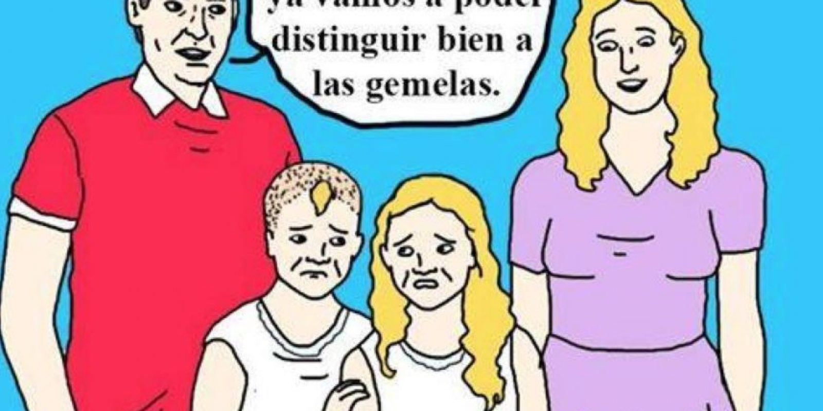 Y trata de padres crueles. Foto:Malos Padres/Facebook