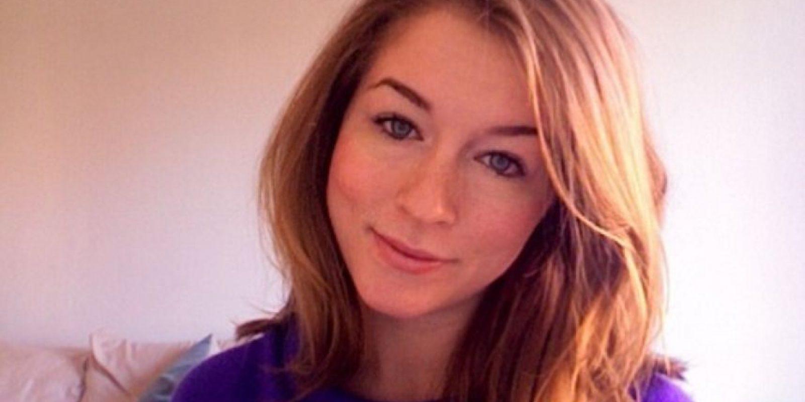 Rebecca Harrington probó durante varios días las extravagantes dietas de 14 famosos Foto:Twitter