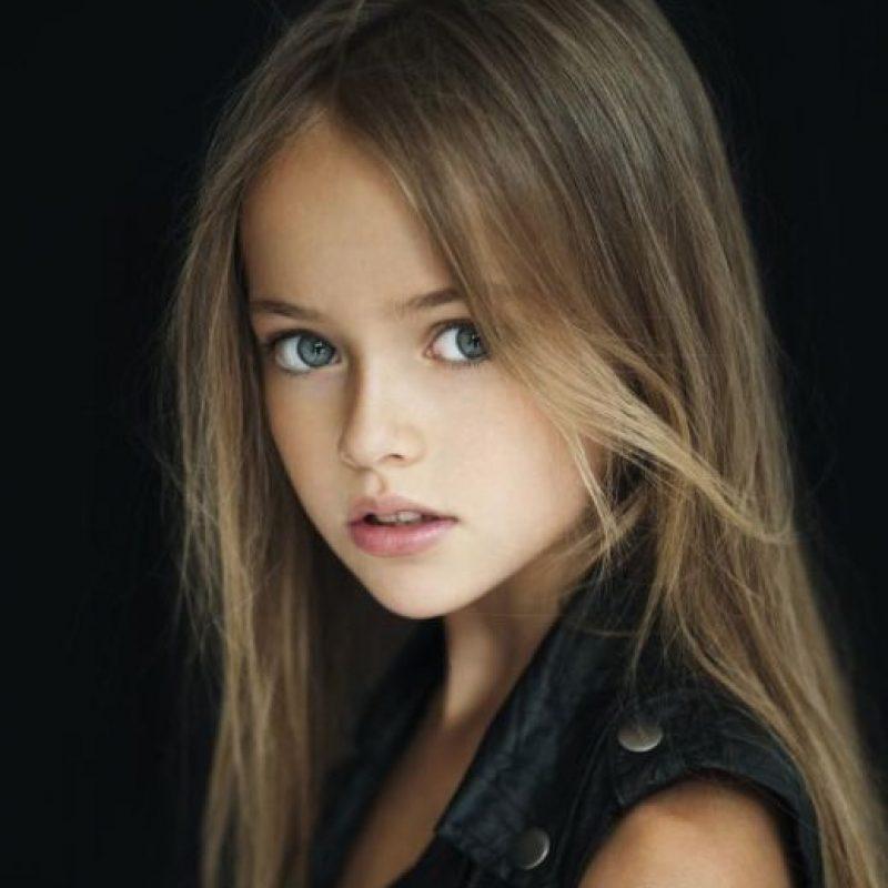 Tiene 9 años. Foto:Kristina Pimenova/Facebook