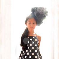 Han modelado para Saks y H&M. Se ganaron este año 12 mil dólares cada una. Foto:Vogue