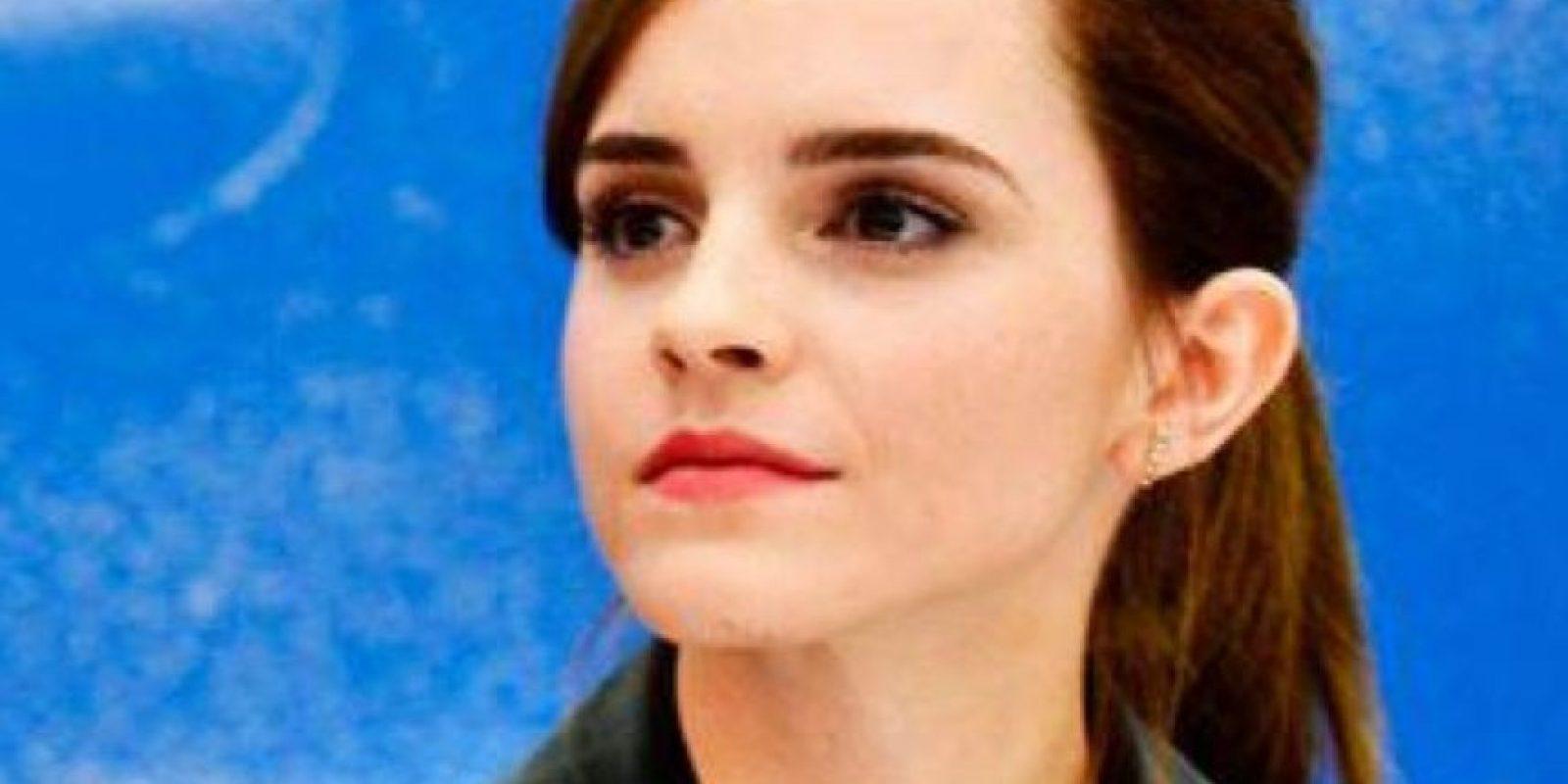 Desde que dio su inspirador discurso en septiembre del año pasado y luego en este año, Emma Watson ha impulsado su campaña #HeForShe Foto:Emma Watson/Twitter