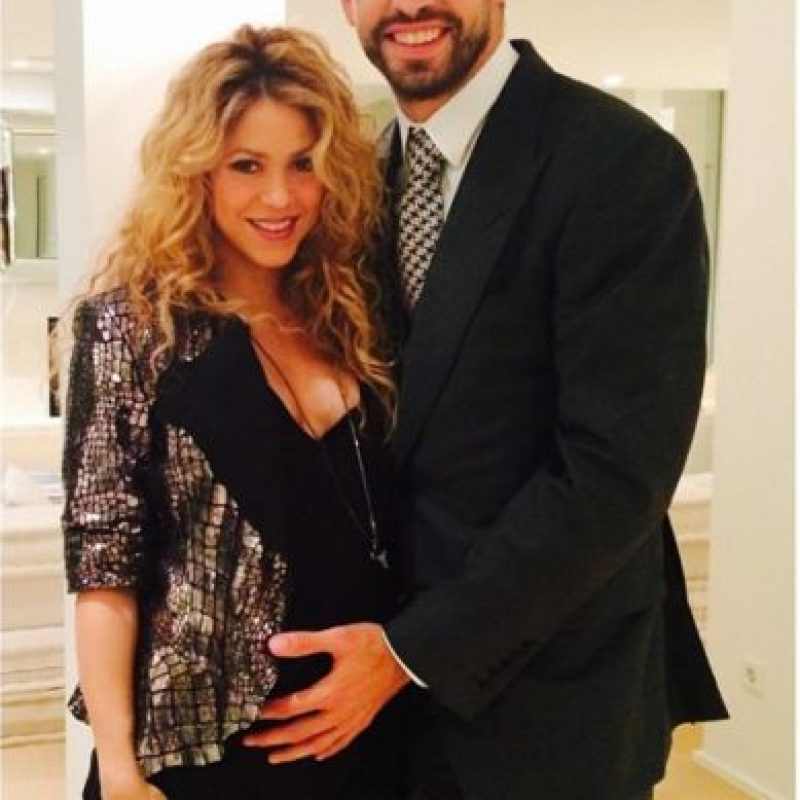 No escatiman en gastos Foto: Instagram @shakira