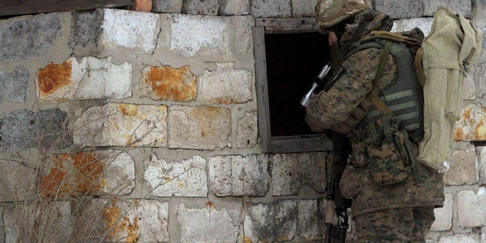 Según el diario español El País, los europeos han denunciado el apoyo de los rusos a los separatistas. Foto:AFP