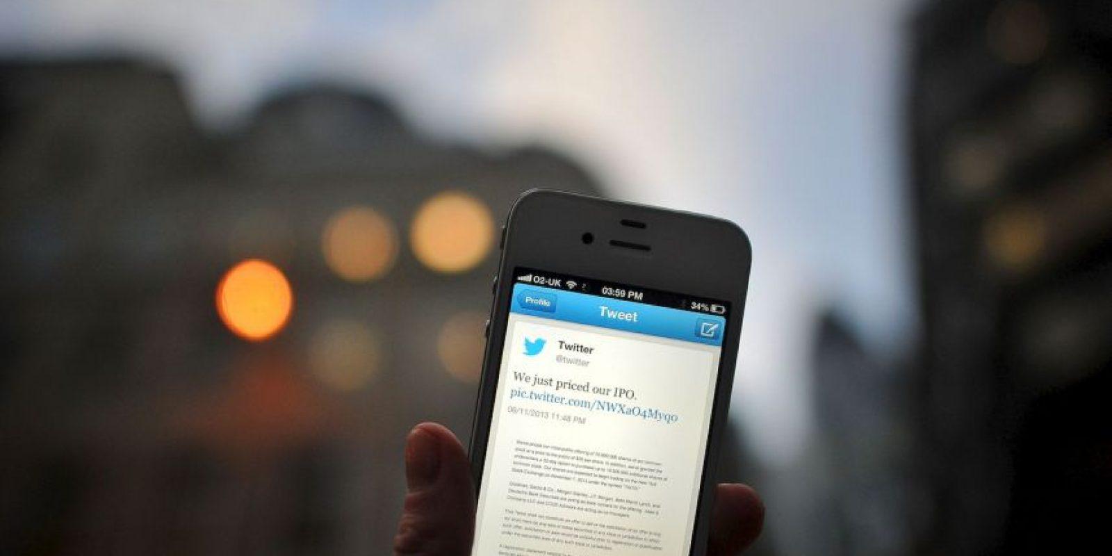 El uso de Twitter como una ventana al estado mental colectivo de una comunidad puede proporcionar una herramienta útil en la epidemiología y para medir la efectividad de las intervenciones de salud pública. Foto:Getty Images