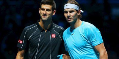 4. Es considerado uno de los mejores de sus tiempos, Rafael Nadal y Roger Federer Foto:Getty Images
