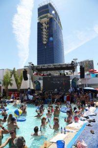 """Este lugar realiza las mejores """"pool parties"""" del mundo. Foto:Getty Images"""