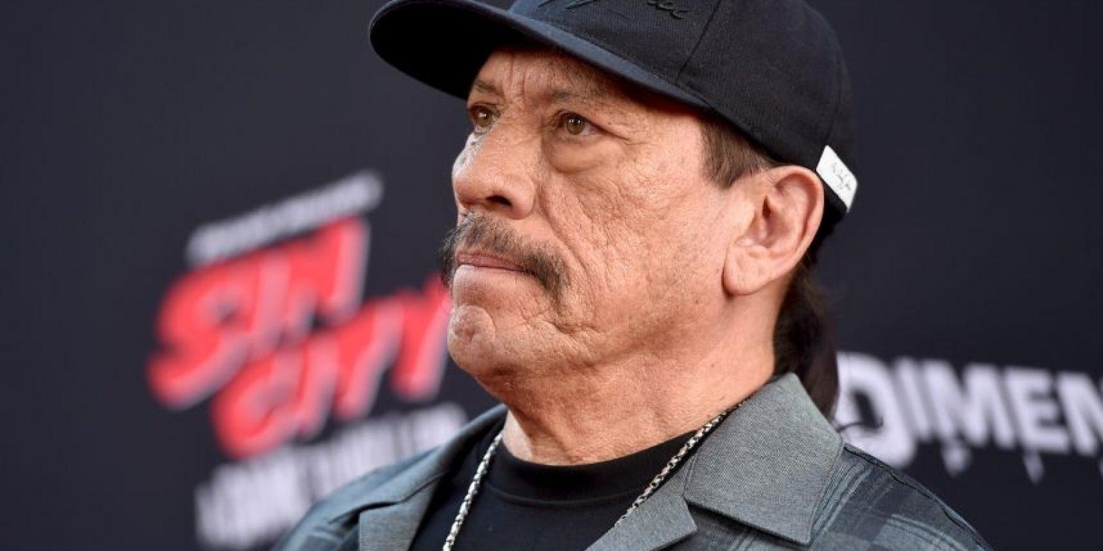 """Ha participado en películas como """"Machete"""" y """"Anaconda"""" Foto:Getty"""