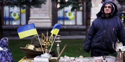 Muchos ucranianos se han visto afectados por el conflicto. Foto:Getty Images