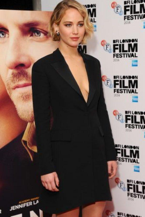 """A los 23 años consiguió el Oscar a la mejor actriz por su trabajo en el drama romántico """"Silver Linings Playbook"""" Foto:Getty Images"""