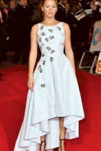 La actriz se caracteriza por su sentido del humor como ha demostrado en numerosas ocasiones Foto:Getty Images