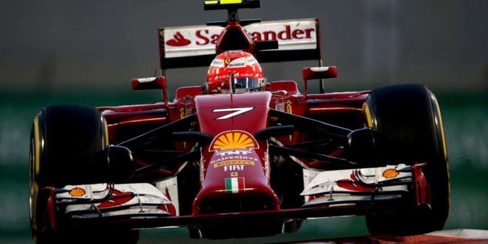 Alonso no logró ser campeón en Ferrrari Foto:Getty