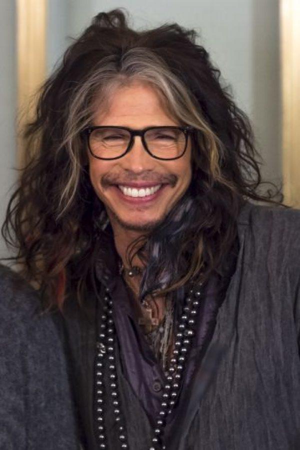 Steven Tyler, vocalista de Aerosmith Foto:Getty