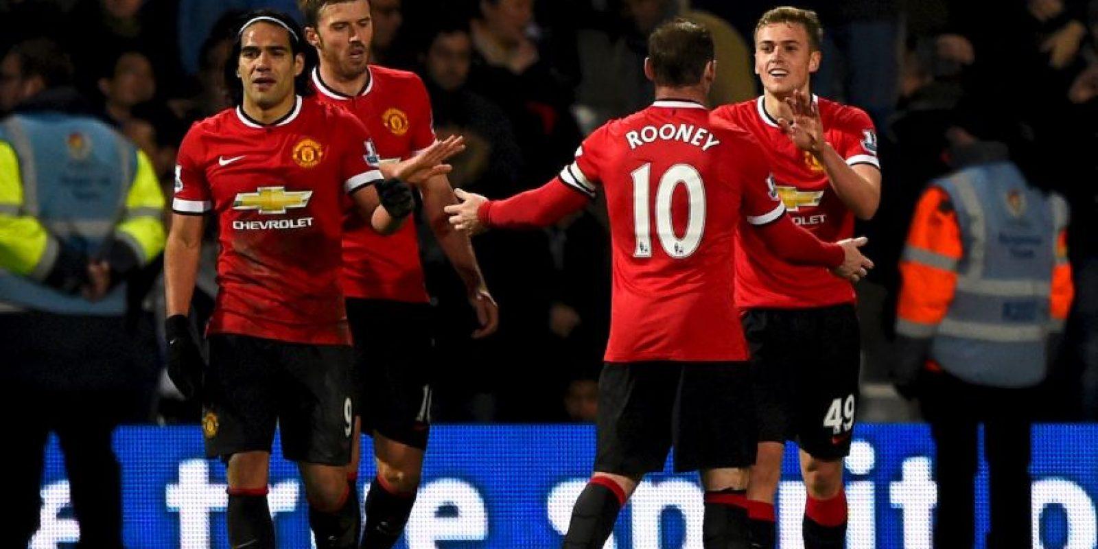 10. Manchester United cuenta con 100 mil socios Foto:Getty