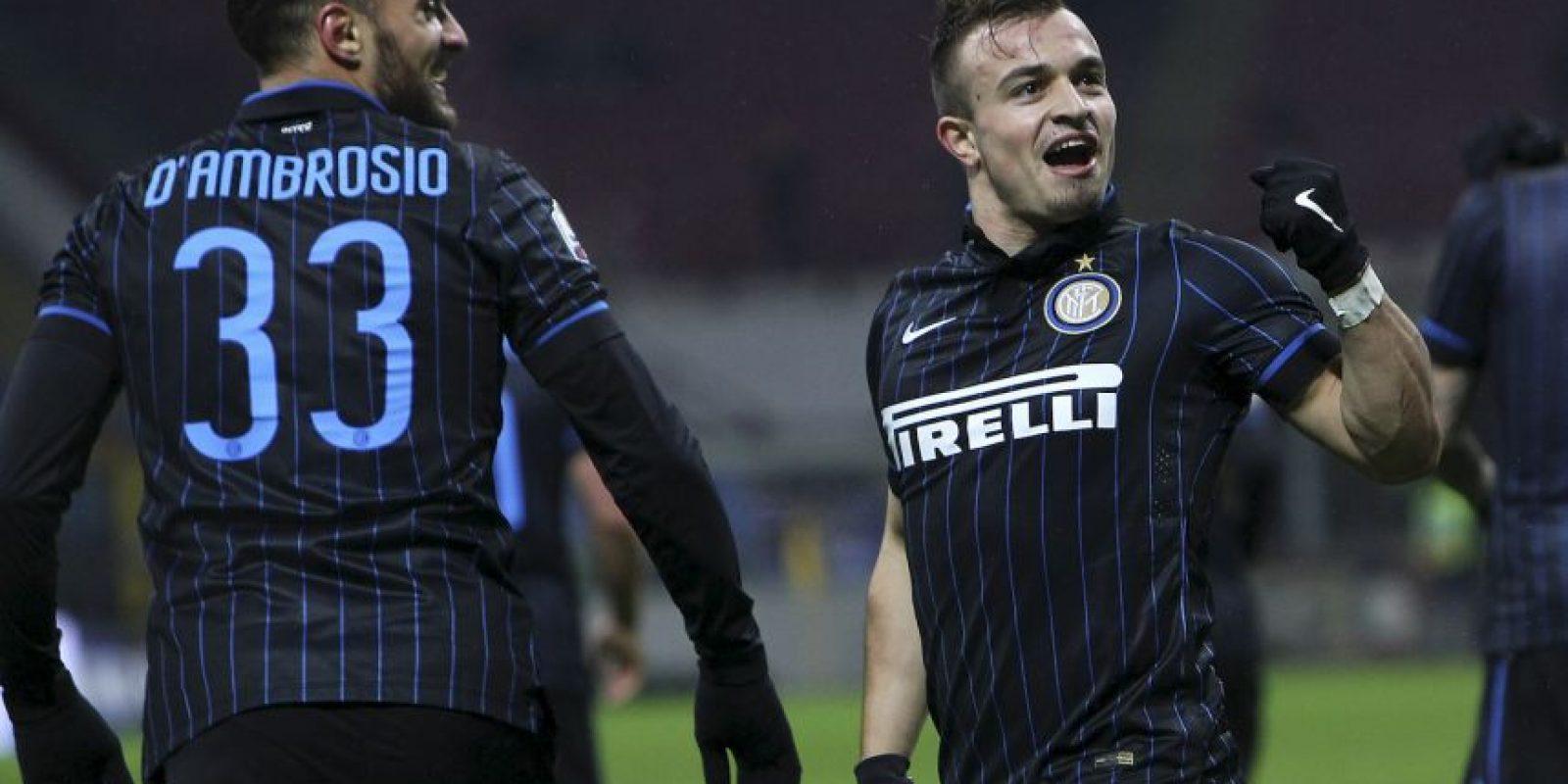 9. Inter de Milán Foto:Getty