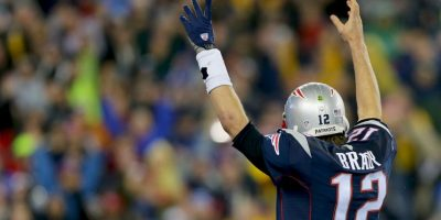 Brady jugará su sexta final Foto:Getty