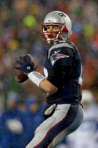 Brady tiene 37 años Foto:Getty