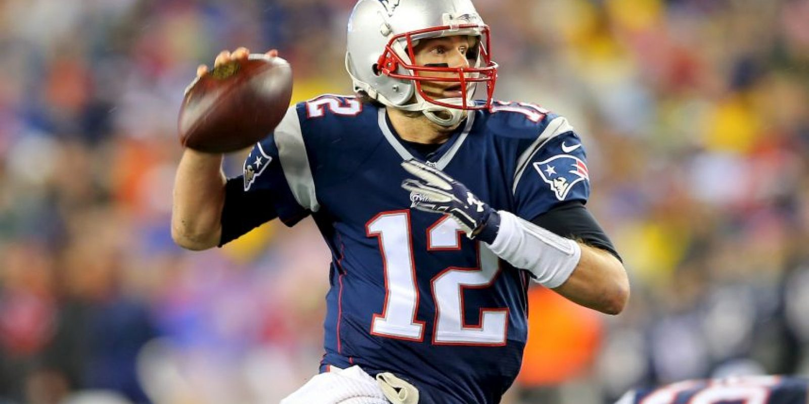 Brady tiene 15 años de experiencia en la Liga Foto:Getty