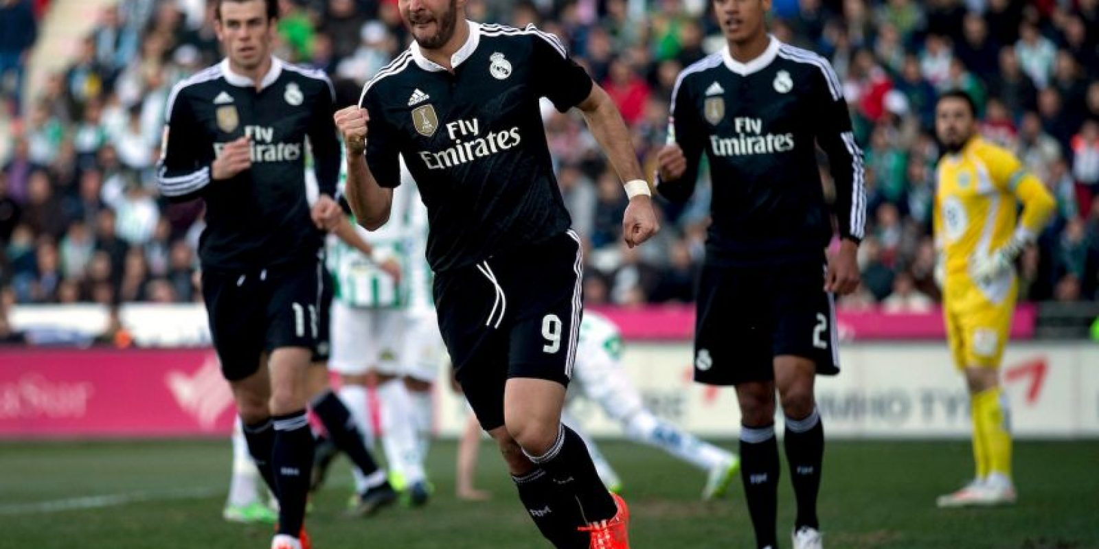 4. Real Madrid Foto:Getty