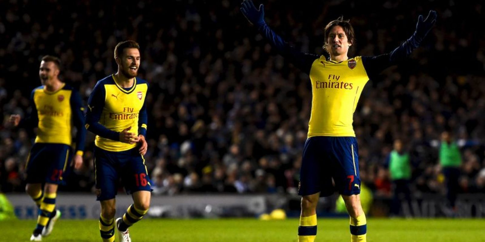 3. Arsenal Foto: Getty