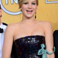 Jennifer Lawrence fue descubierta a los 14 años Foto:Getty Images