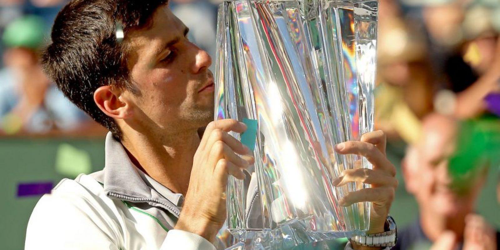 3. Es profesional desde el año 2003 Foto:Getty Images