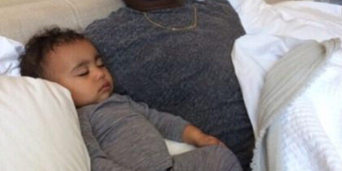 ¡Súper tierno! Kanye West y su hija North protagonizan el videoclip
