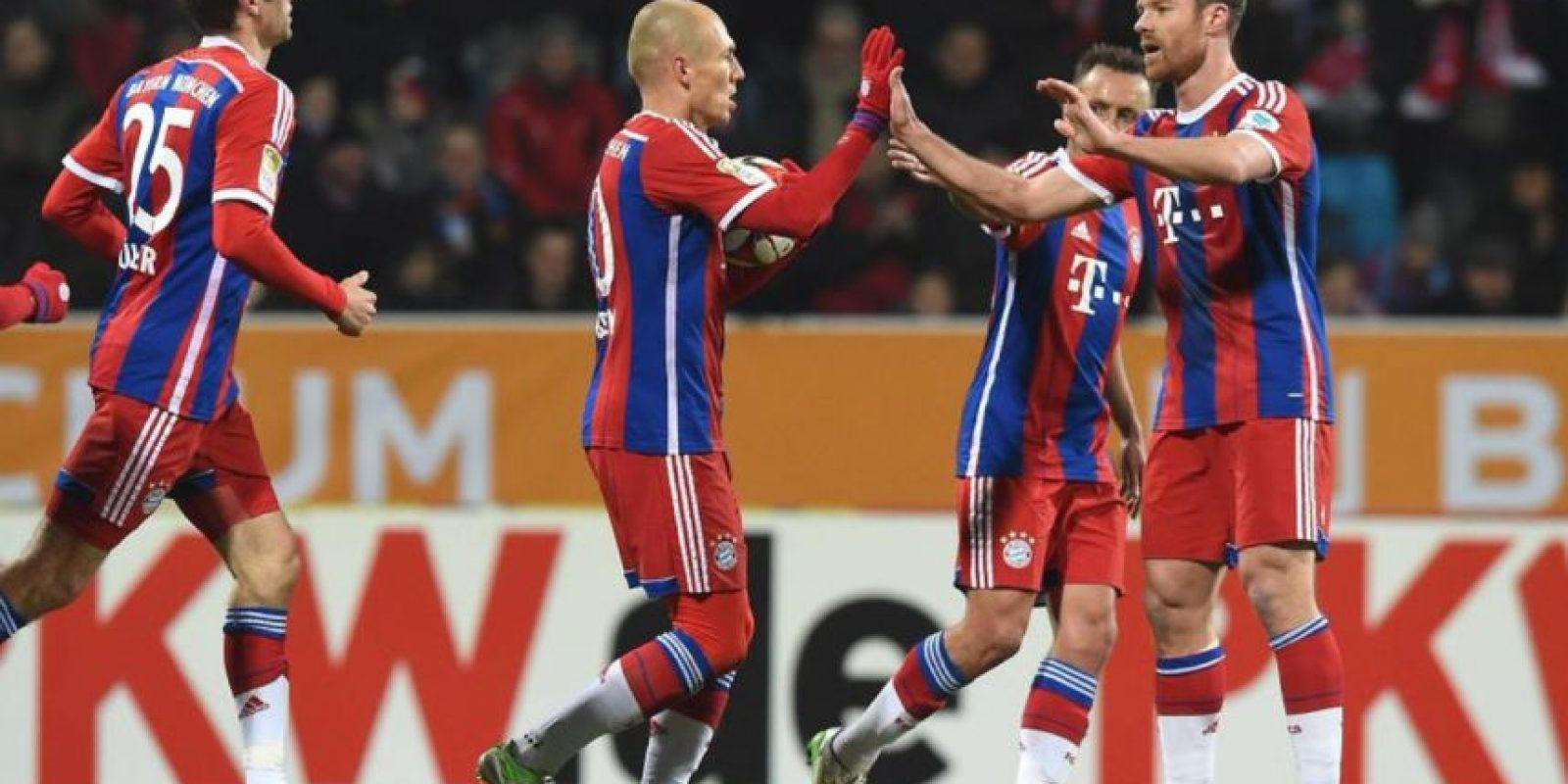 2. Bayern Múnich Foto:Getty
