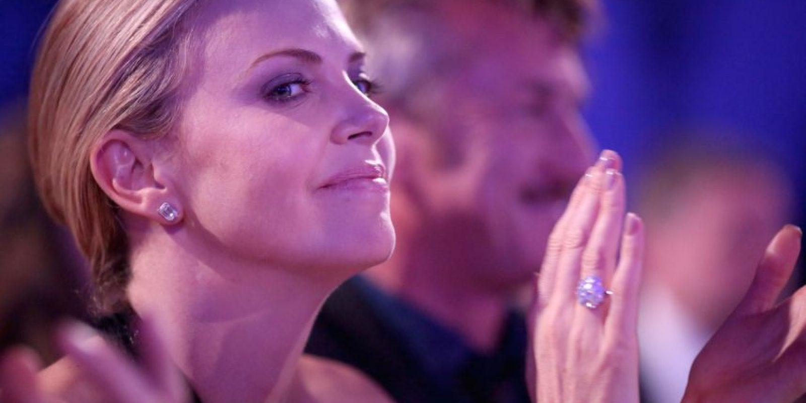 """La actriz bebió una gran cantidad de alcohol durante los ensayos del filme """"Young Adult"""" Foto:Getty Images"""