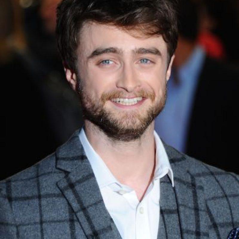 """En una entrevista con la revista """"Heat"""", el actor británico aseguró que era adicto al alcohol y que incluso grabó algunas escenas de """"Harry Potter"""" bajo los efectos del alcohol. """"Puedo nombrar varias escenas en las que estaba ido"""", reveló. Foto:Getty Images"""