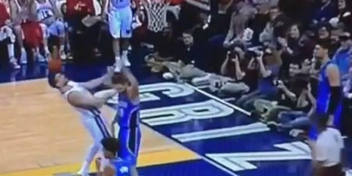 VIDEO: Estrella de la NBA muestra sus habilidades como futbolista