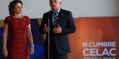 Pérez le pide a Celac consenso sobre lucha contra las drogas