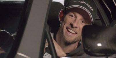 Fernando Alonso y Jenson Button parodiaron la famosa película Foto:Youtube: McLaren