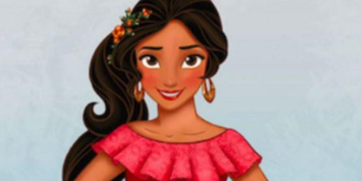 FOTO: ¡Imperdible! Disney presenta a la primera princesa latina
